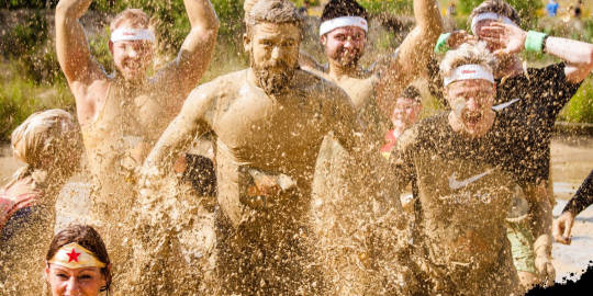 Mud Masters 1x1: Werde ein Action-Held!