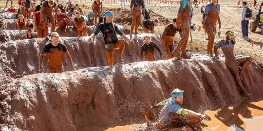 Tough Mudder Hindernisse