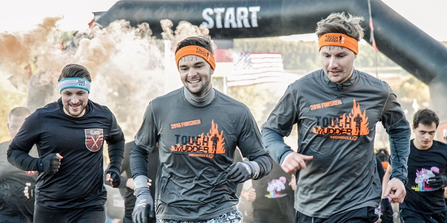 Tough Mudder Legion - das Treuprogramm mit Stirnbändern & Co.