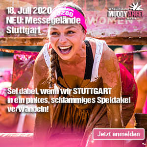 Muddy Angel Run in Stuttgart