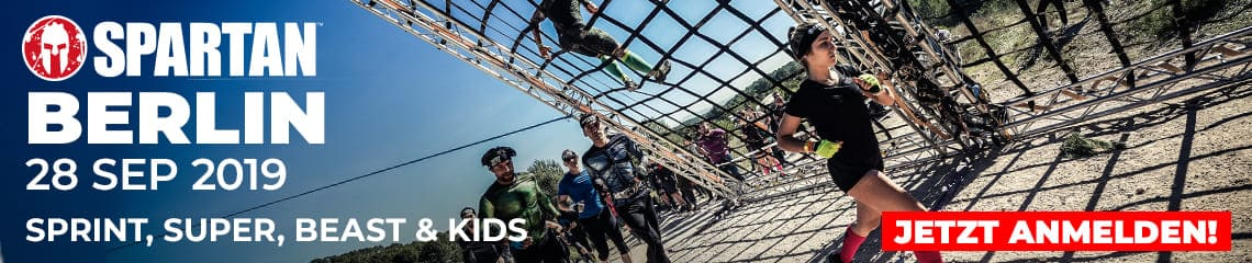 Spartan Race Berlin