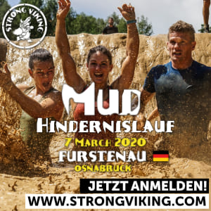 Strong Viking Mud Edition 2020