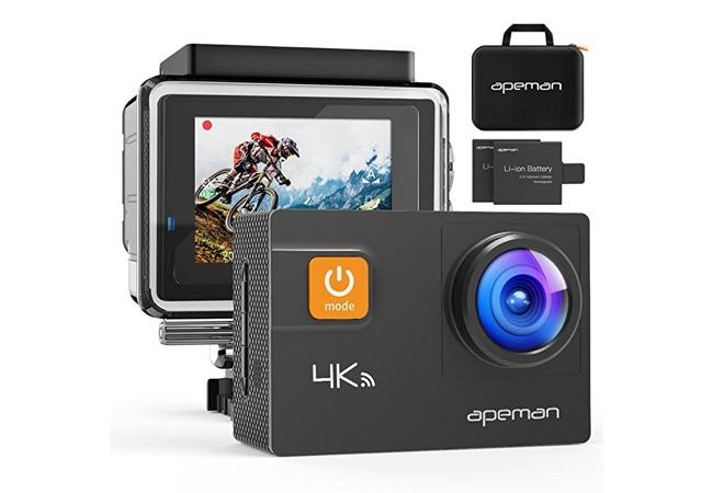 top 3 action cams f r hindernisl ufe im vergleich trophy. Black Bedroom Furniture Sets. Home Design Ideas