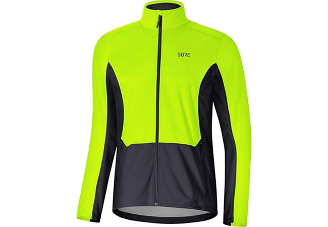 GORE Wear Windstopper Laufjacke - Herren