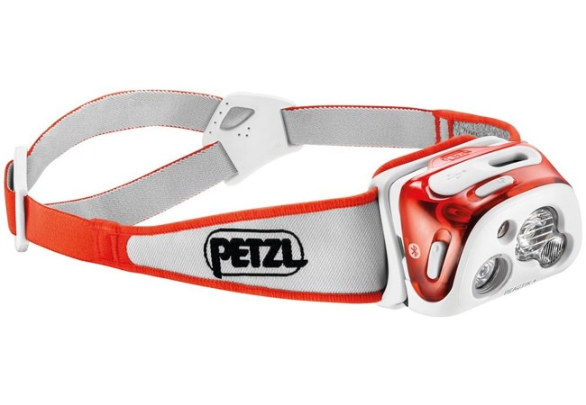 Petzl Reactik+ Stirnlampe