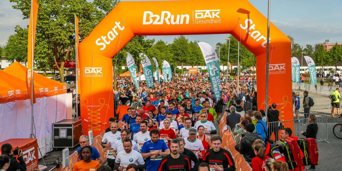 B2Run in Aachen