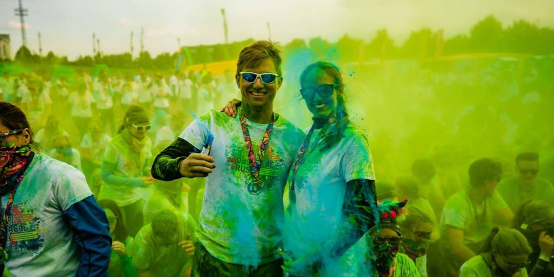 Color Obstacle Rush in Essen