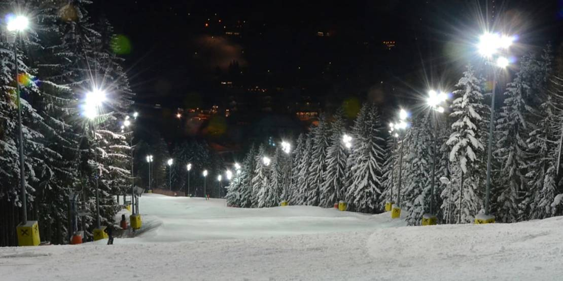 Gravity Night Sprint in Semmering