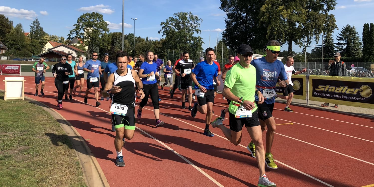 Erkner City Run bei Berlin