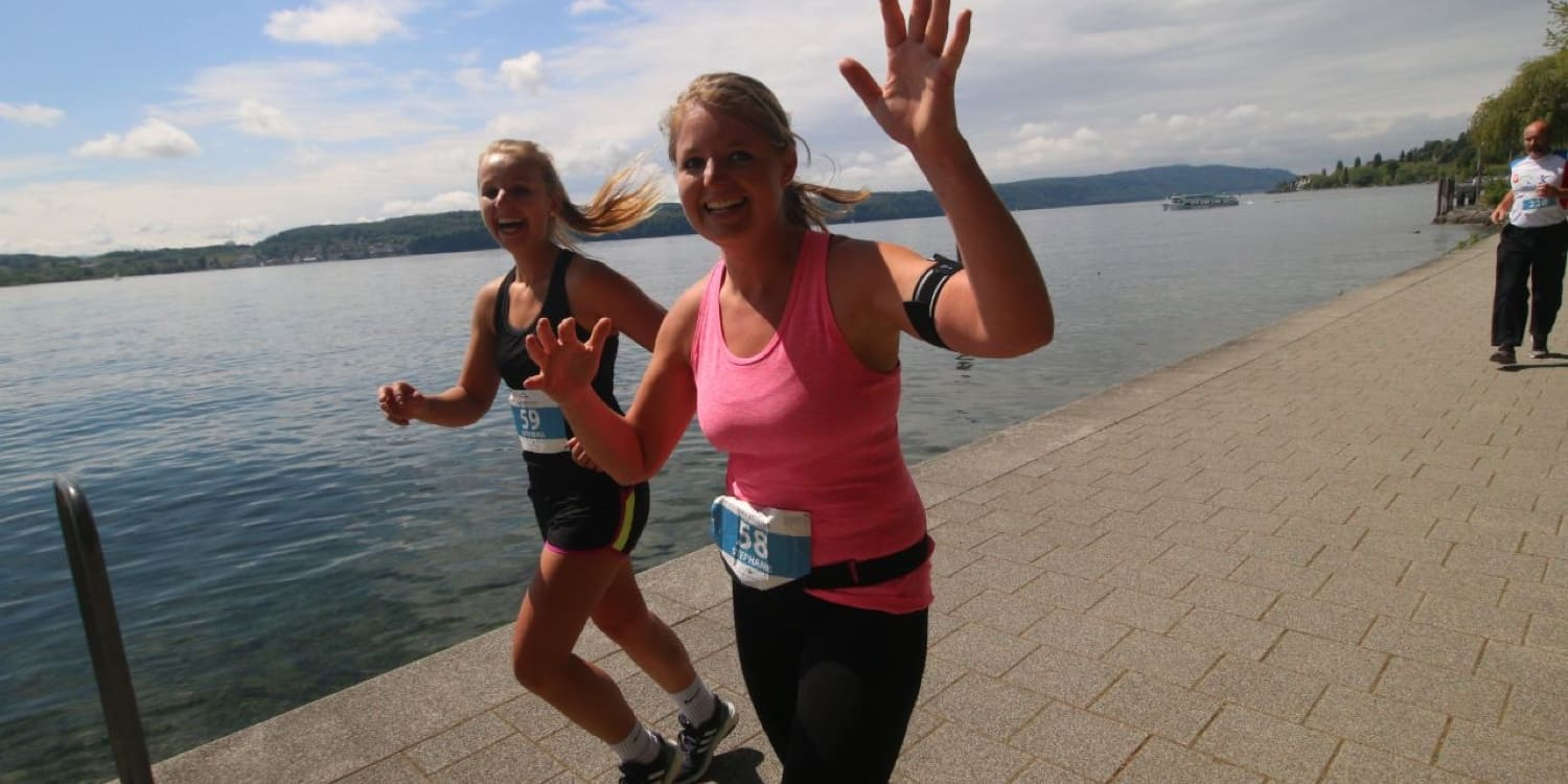 LAKE ESTATES Halbmarathon in Überlingen