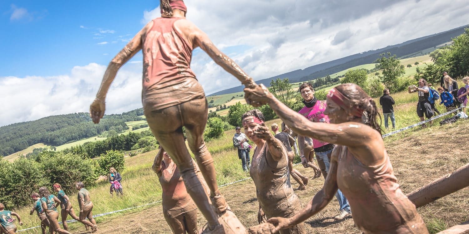 Muddy Angel Run in Stadtoldendorf