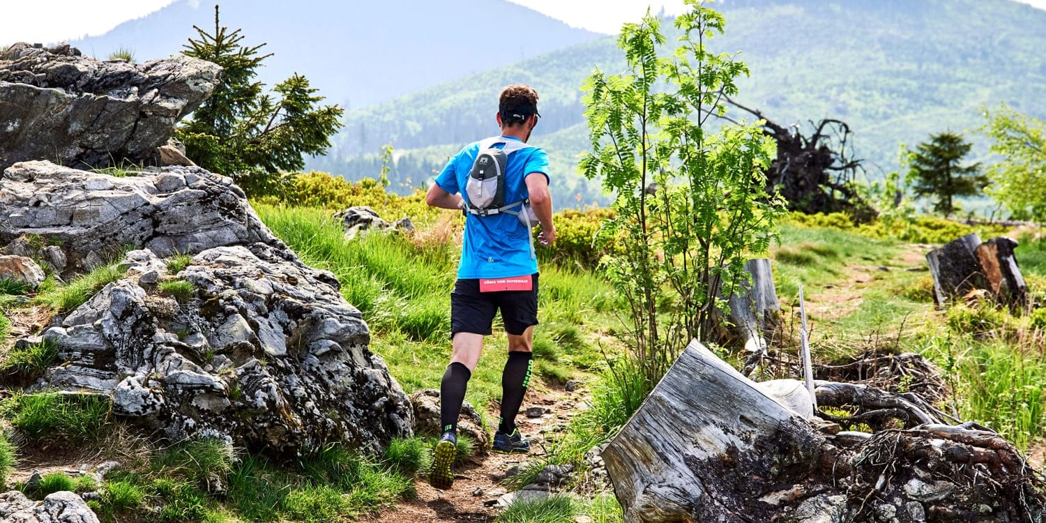 U. Trail Lamer Winkel in Arrach