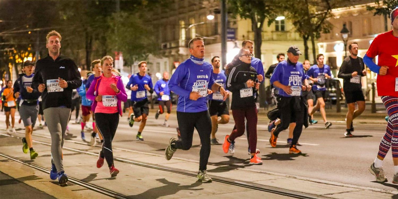 buy popular d0ee0 e06c3 Erste Bank Vienna Night Run in Wien - Infos, News ...