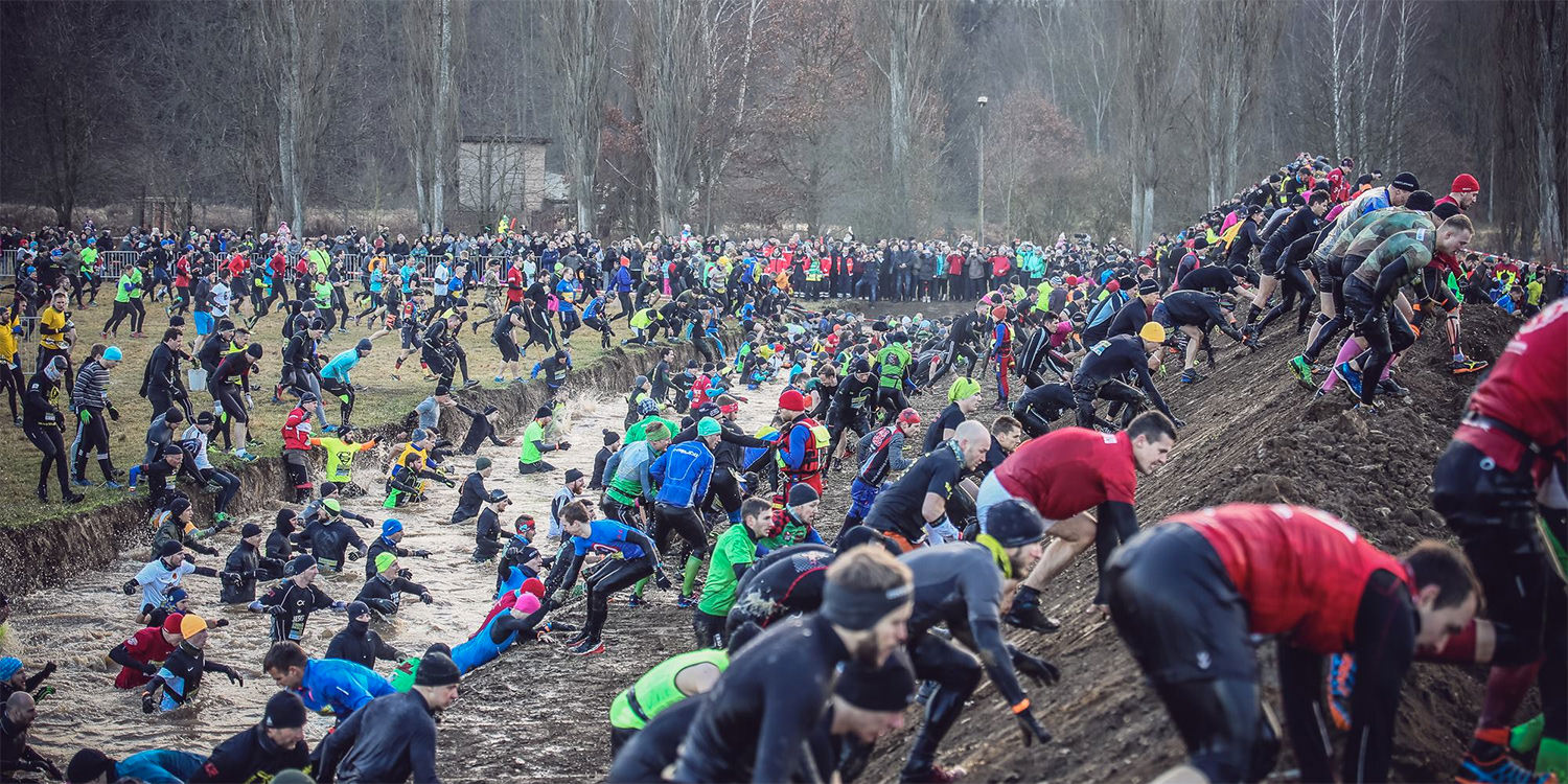 Getting Tough – The Race Rudolstadt