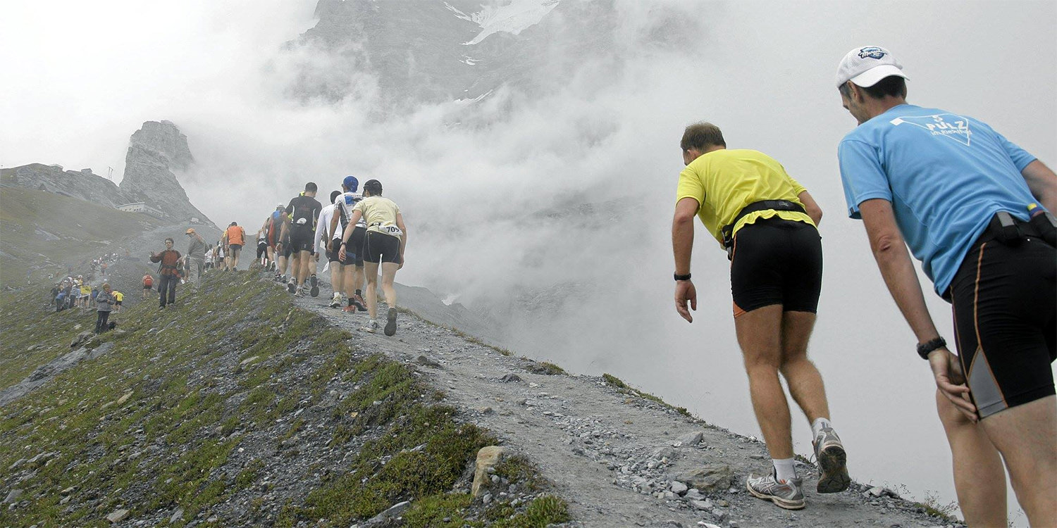Jungfrau Marathon in Interlaken