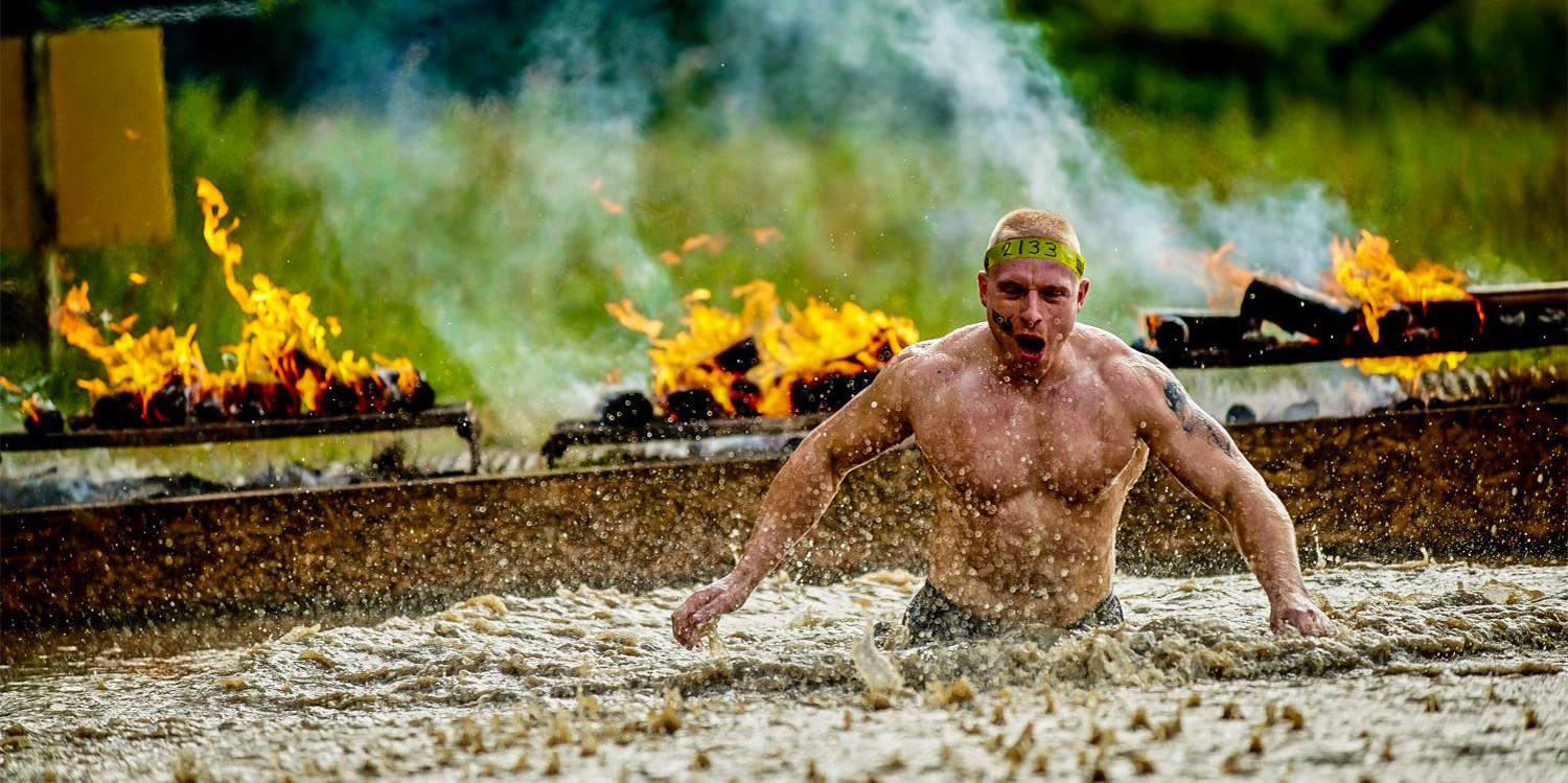 Total Warrior im Lake District