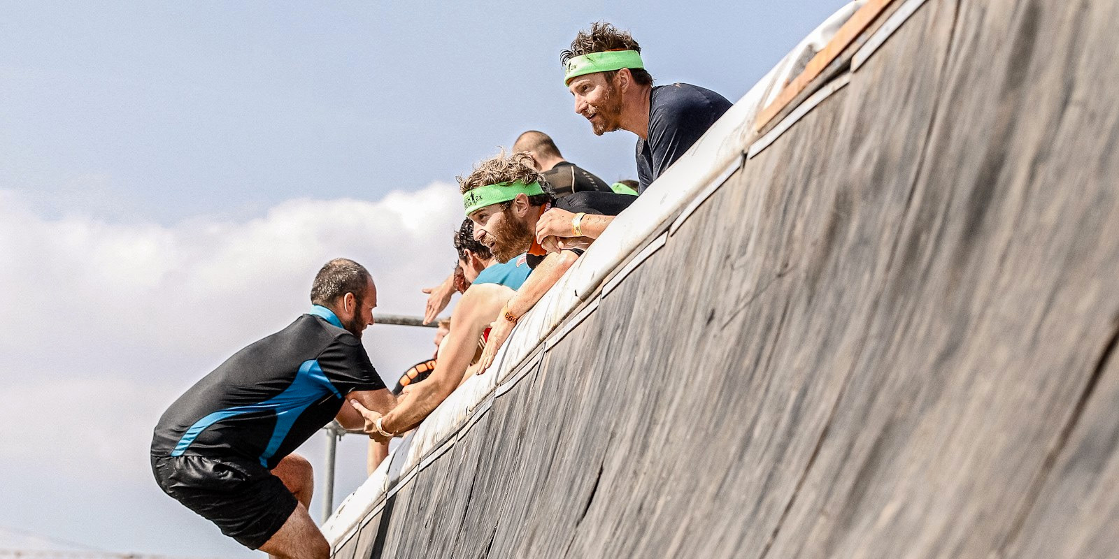 Tough Mudder Berlin / Brandenburg